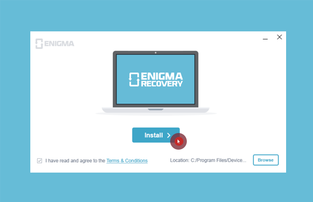 Enigma Recovery License key + Crack With Activation Code