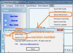 license key for ez check printing