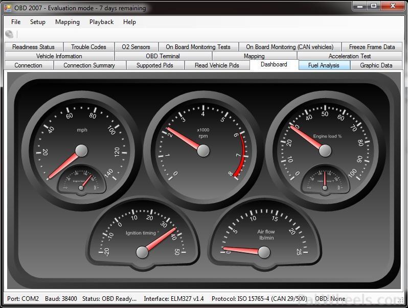 OBDwiz License Key  + Crack  { Mac + Windows }