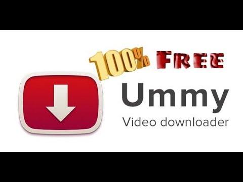 Ummy Video Downloader License Key 1.10.3.1 Crack Full Version