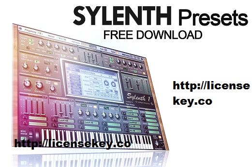 Sylenth1 3.041 Crack Serial Key [Windows + MAC] {2019}