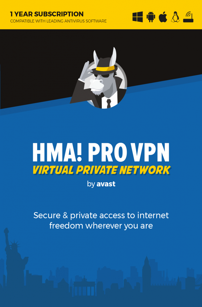 HMA! Pro VPN 5.0.233.0 License Key With Crack Free Download [2020]