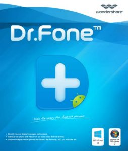 Wondershare Dr Fone 10.5.0 Crack 2020 Keygen {Android/IOS/Windows}