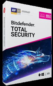 Bitdefender Total Security 2020 25.0.2.14 License Key + Crack Full {Updated}