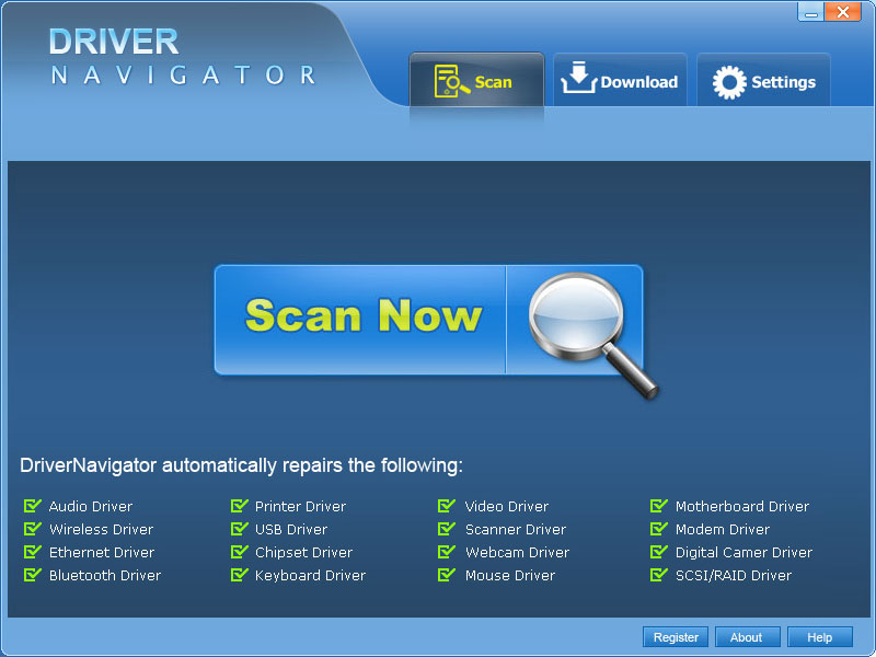 Driver Navigator 3.6.9 Crack + License Key 2018 Free Download