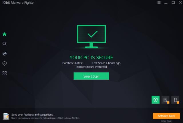 IObit Malware Fighter Pro 8.1.0.645 Crack + License Key 2020