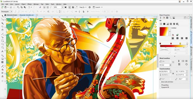 CorelDRAW Graphics Suite 2019 Crack With 100% Free Download