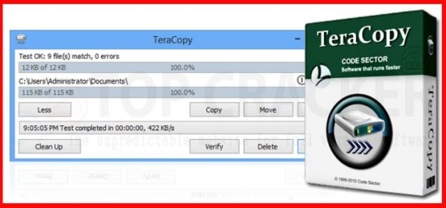 TeraCopy Pro 3.3 Crack + Activation Key Free Download 2019