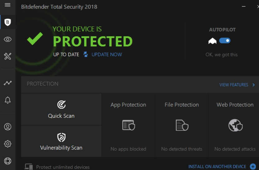 Bitdefender Total Security 24.0.24.121 Crack 2020 and Activation Key Free [2020]