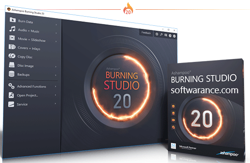 Ashampoo Burning Studio 21.6.0.60 Crack 2020 With Activation Code