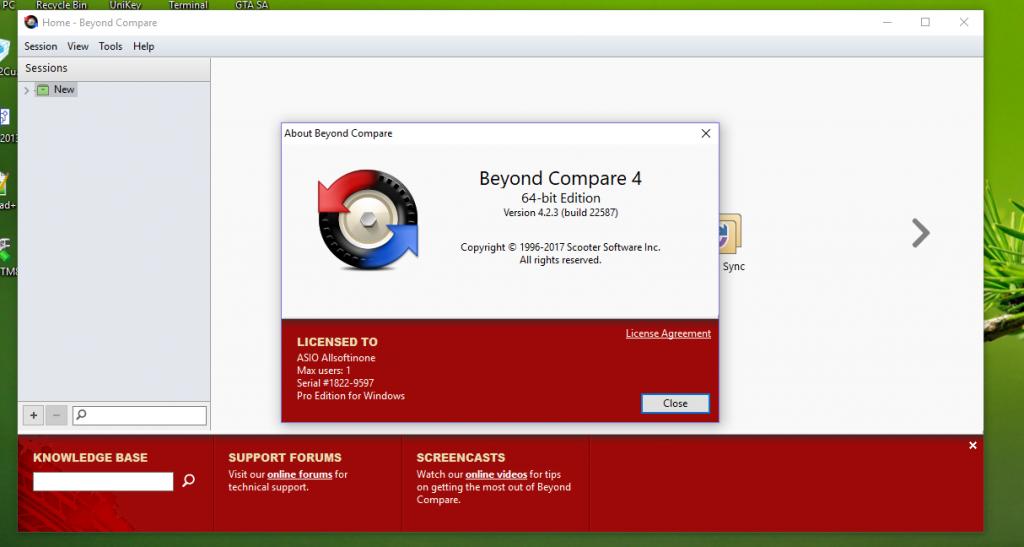 Beyond Compare 4.3.4 Build 24657 Crack + License Key [2020]