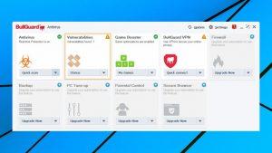 BullGuard Antivirus 2020 Crack+Activation Key Free Download