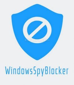 WindowsSpyBlocker 4 Crack+Keygen Free Download