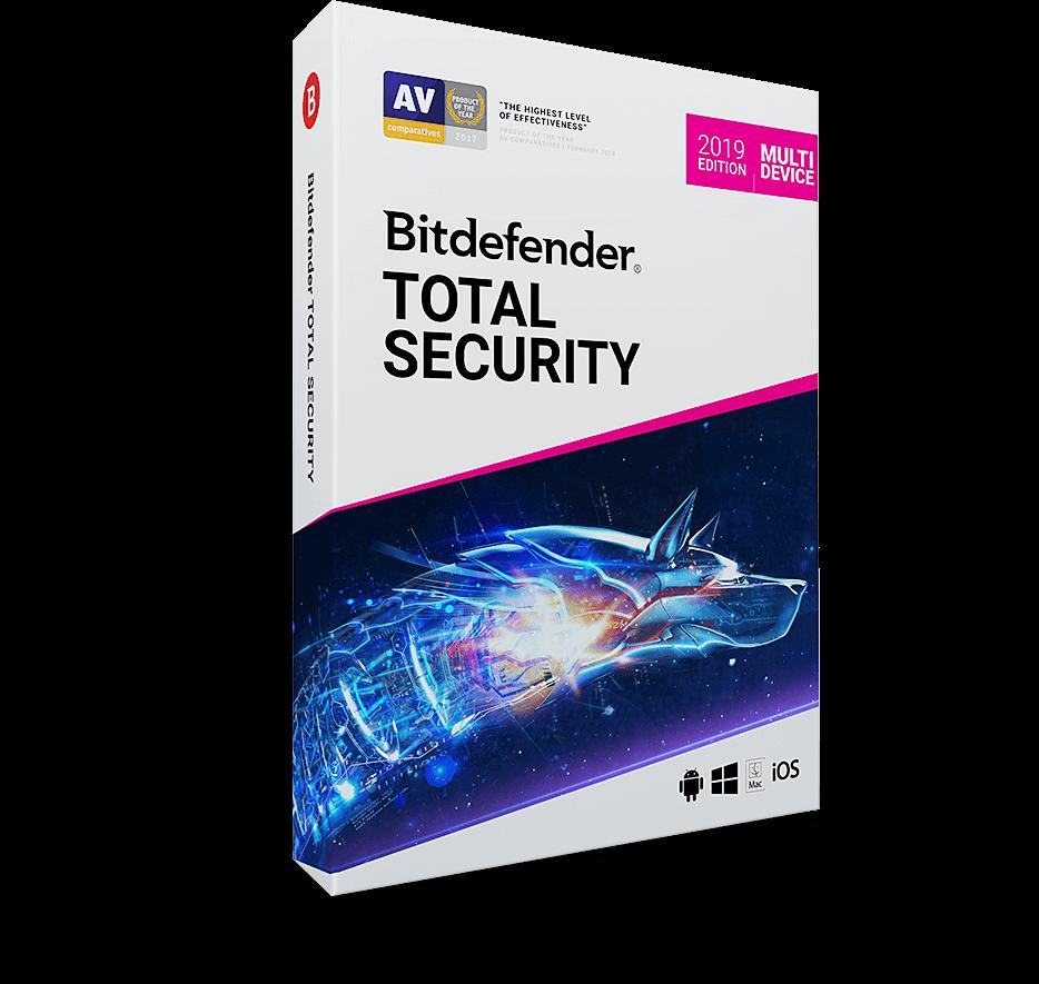 Bitdefender Total Security 24.0.24.121 Crack 2020 With Activation Code