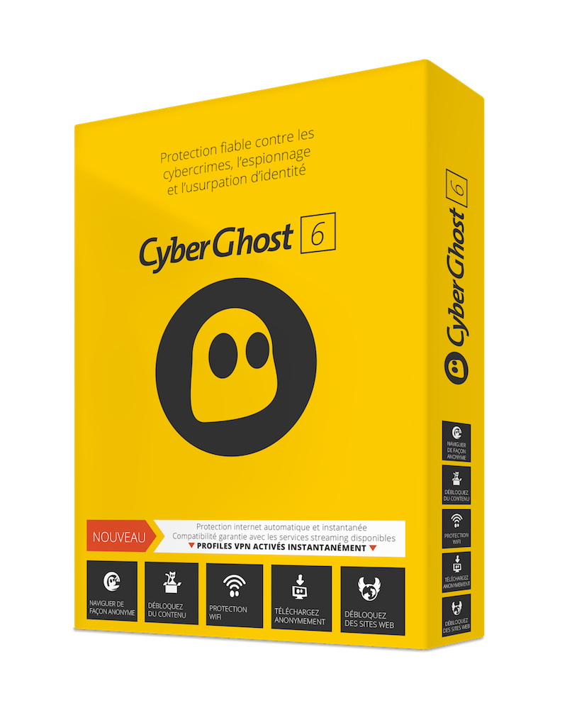 CyberGhost VPN 7.2.4294 Crack 2020 With Serial Key