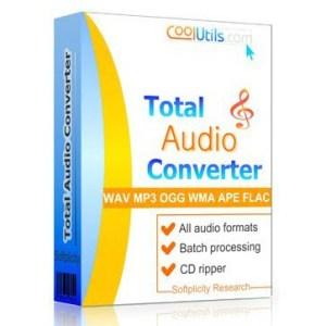 Total Audio Converter 5.3.0 Crack+ Activation Key Free Download